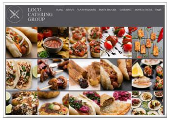 Loco Catering Group | web-design-and-development-portfolio